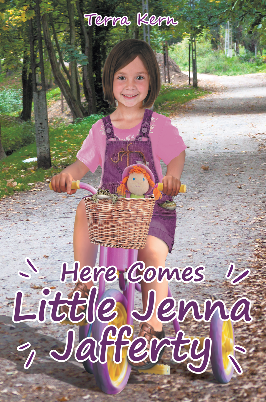 Book 1 in The Little Jenna Jafferty Series